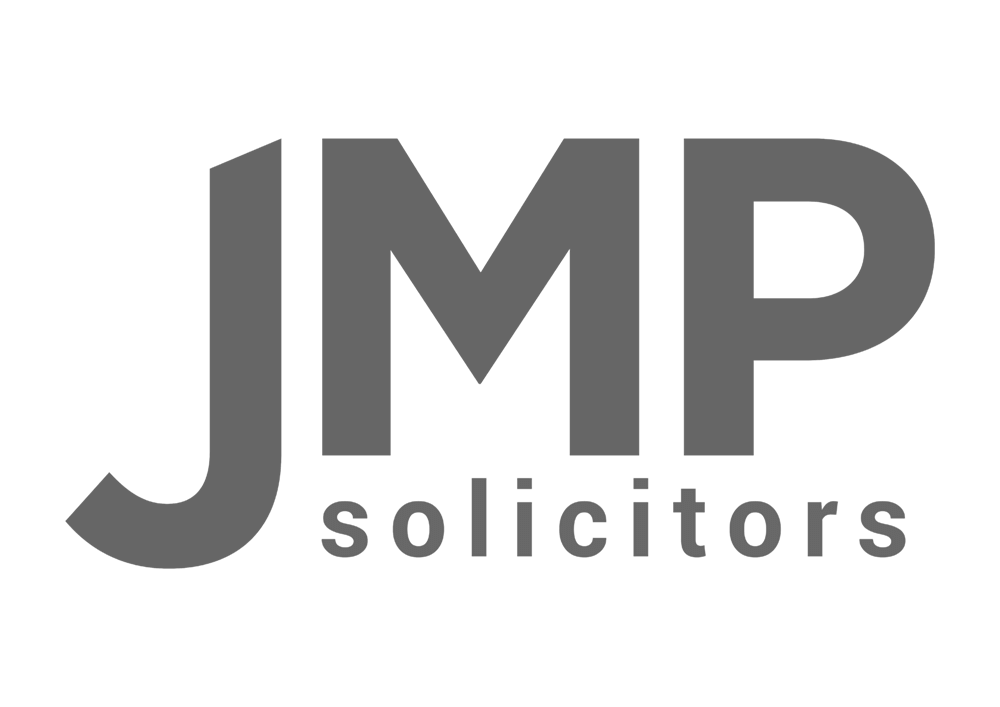 JMP Solicitors Logo in Grey