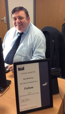 Neil appointed Fellow of Legal Body