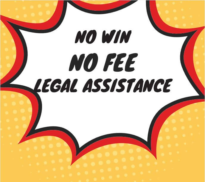 """Akcja """"Whiplash Claims"""" – podejmij działanie szybko, aby uzyskać pomoc prawną w ramach """"No win, No Fee""""."""