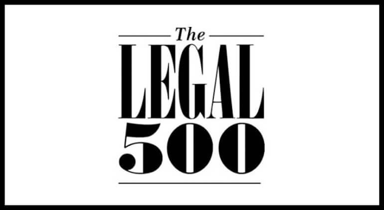 Legal 500 ranks JMP Solicitors one of the best in the East Midlands