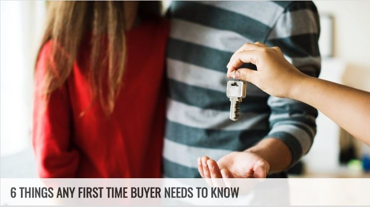 Six top tips for first time home buyers